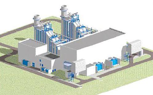 Thiết kế xây dựng nhà máy