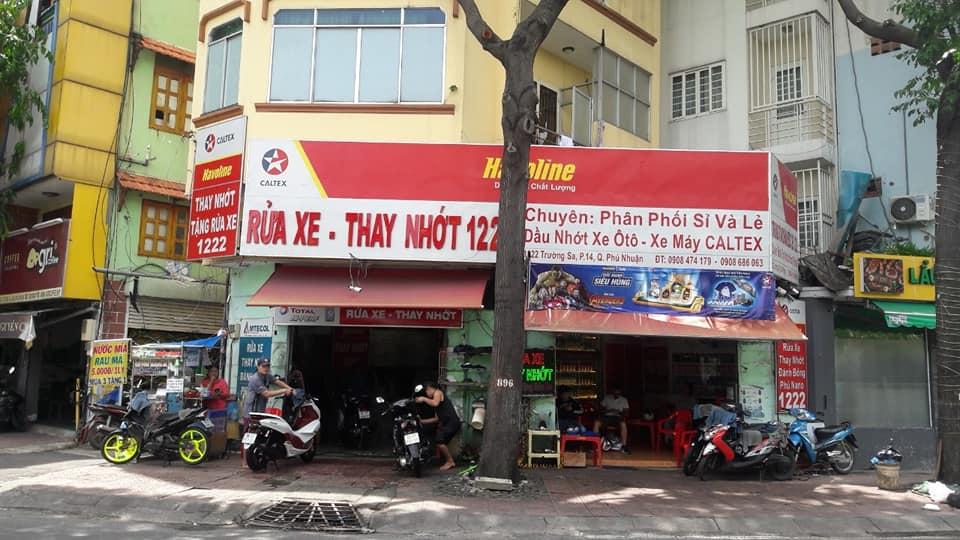 Khai Trương Đại Lý Dầu Nhớt Trường Chinh, quận 12-TPHCM